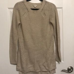 Merona sweater tunic